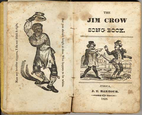 White Only Jim Crow In America Separate Is Not Equal