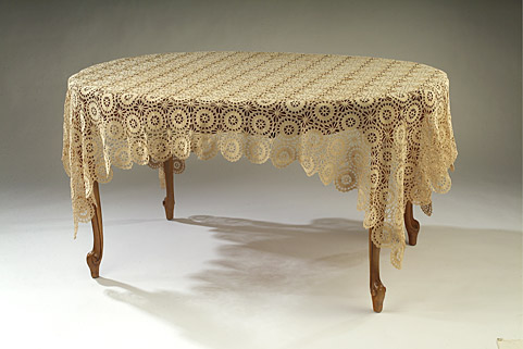 Dining Room Table From The Home Of Lucinda Todd