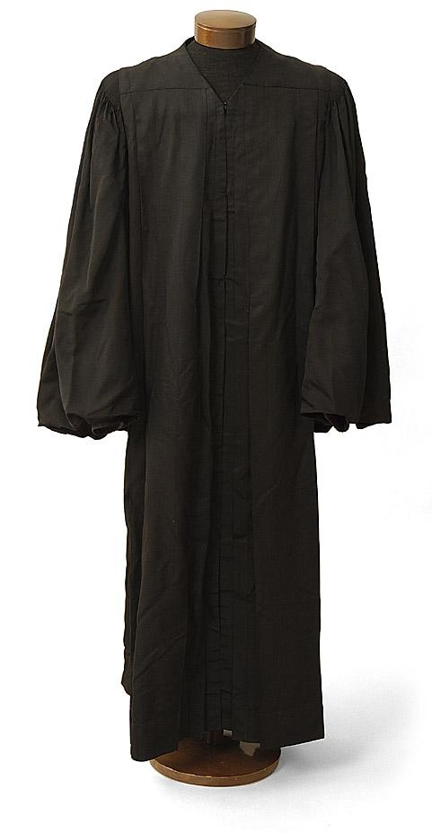 thurgood marshall supreme court. Marshall Supreme Court robe