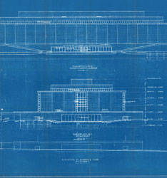 Designing a modern museum making a modern museum albert h small blueprint of museum of history and technology mckim mead and white architects malvernweather Images