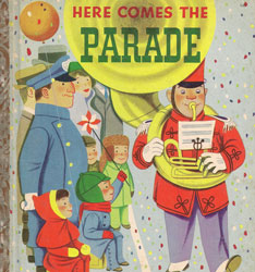 Here Comes the Parade cover art