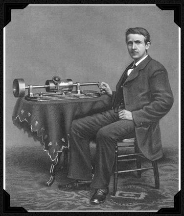 edison talking machine