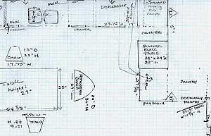 child's kitchen plans
