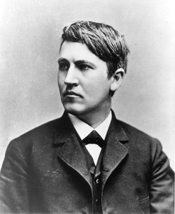 Lighting A Revolution Thomas A Edison