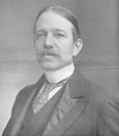 Peter Cooper Hewitt. Source: Smithsonian Institution