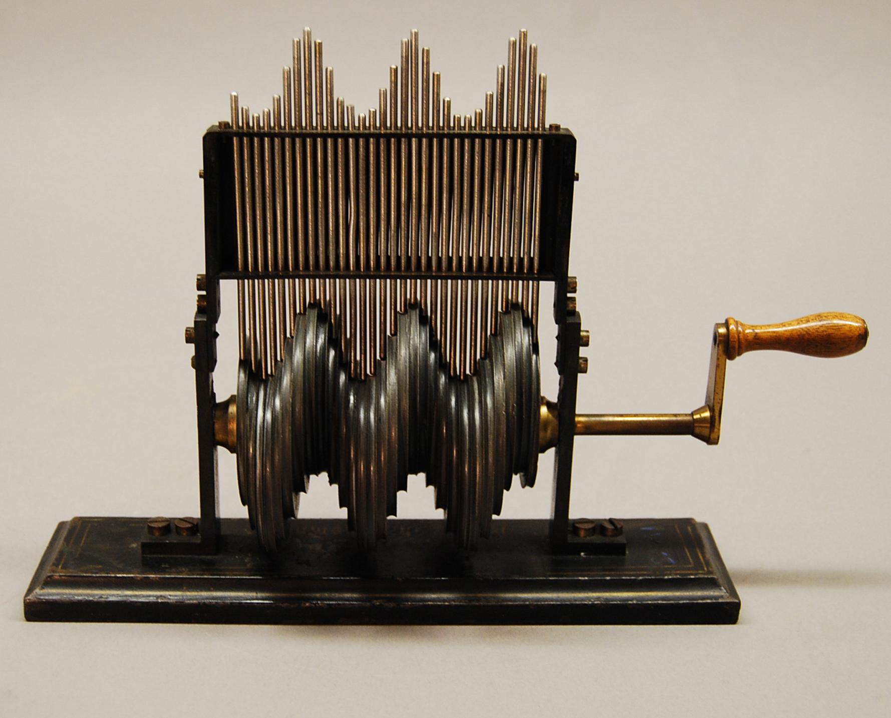 Smithsonian - Wave Machines