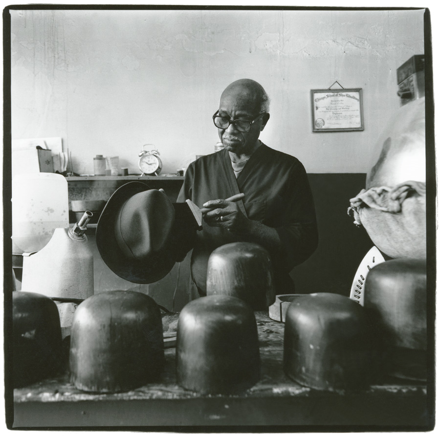 Photograph of Harold Cotton