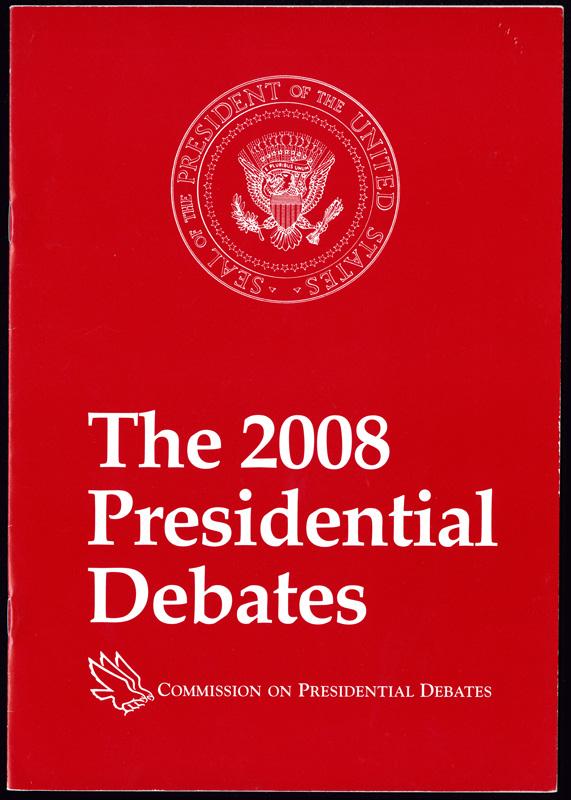 2008 debate program