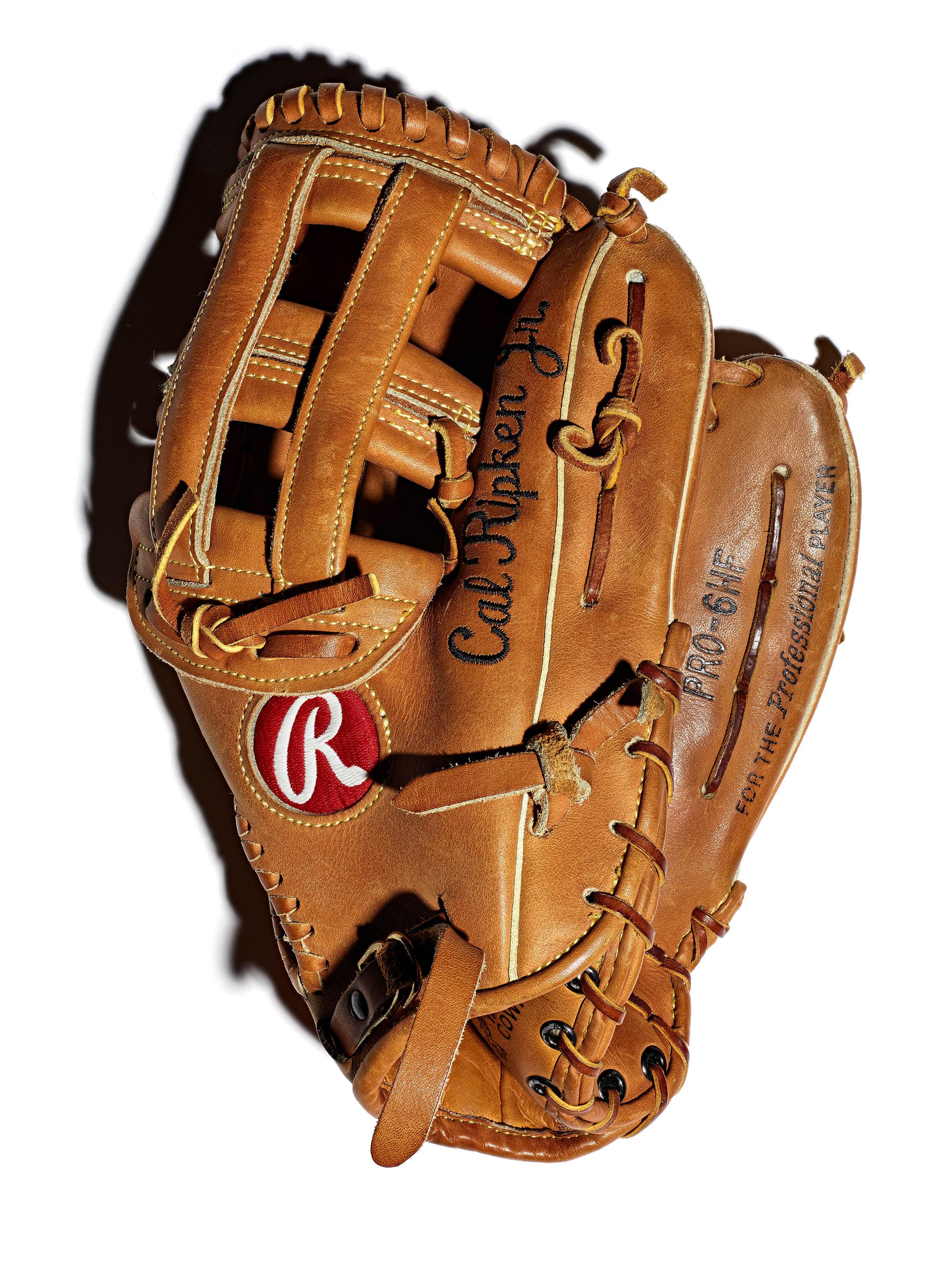 Legendary Major League Baseball Player Cal Ripken Jr