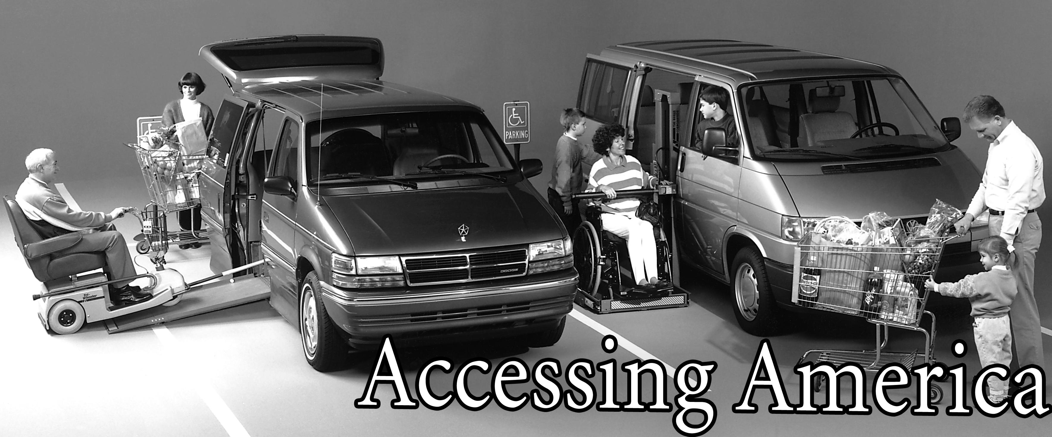 Accessing America
