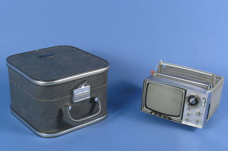 Portable television
