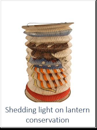 Shedding light on lantern conservation