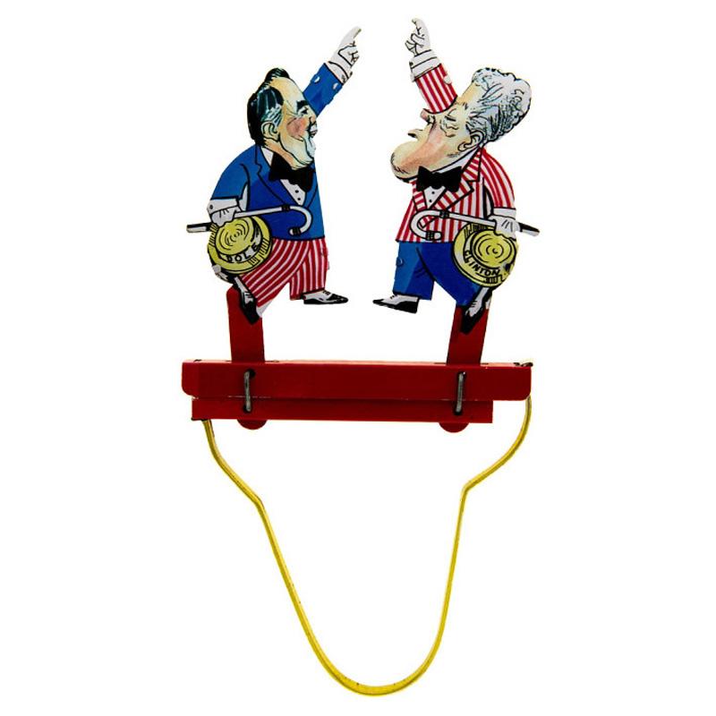 Clinton-Dole Debate Toy