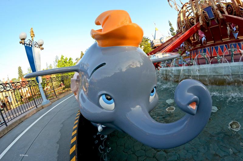 Dumbo car