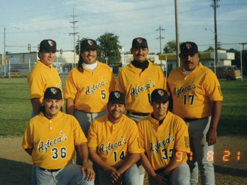 Kansas City Aztecas men's fast-pitch softball team