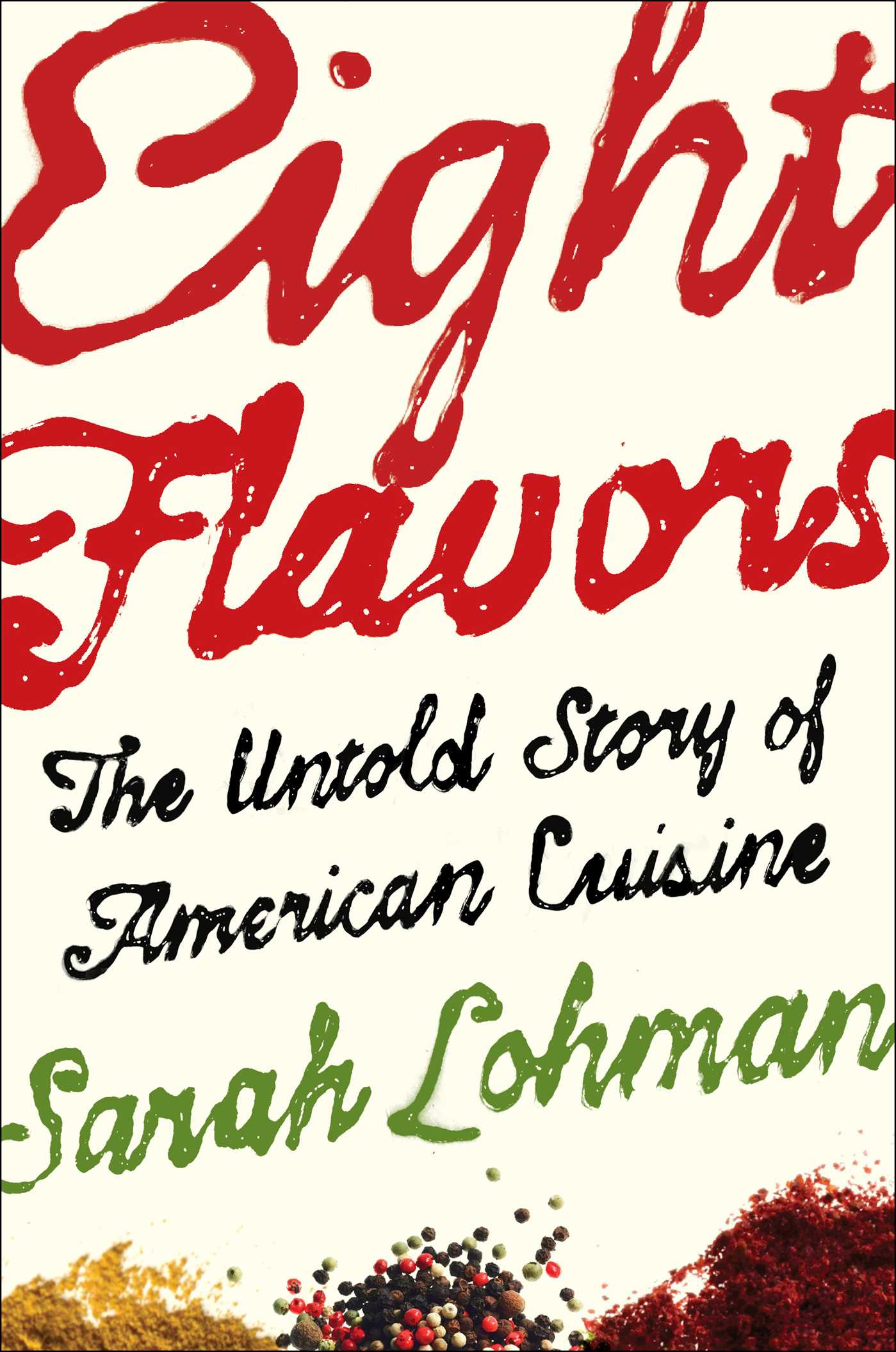 Eight Flavors book cover