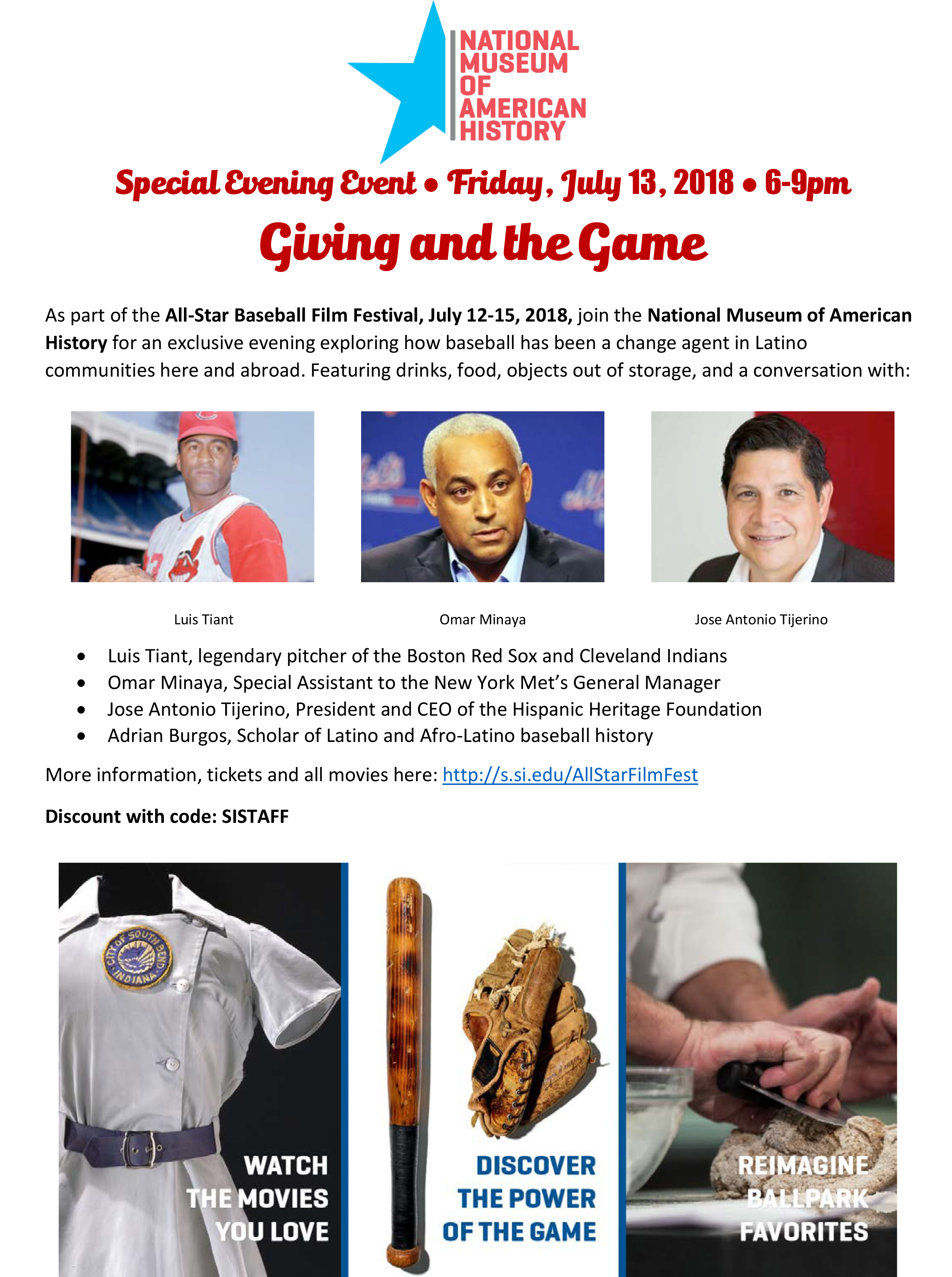 Giving and the Game: A Conversation about Latino Baseball Philanthropy