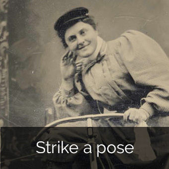 Strike a pose