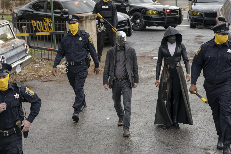 Still from the HBO series Watchmen