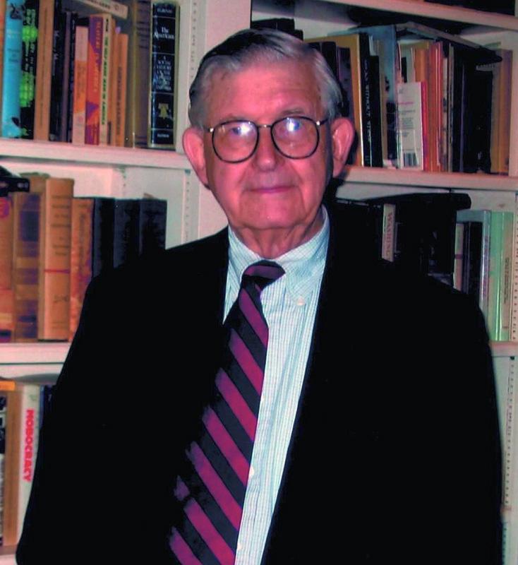 Dr. Harold D. Langley