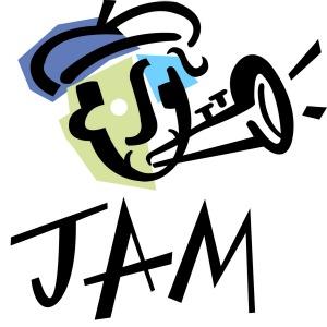 Jazz Appreciation Month logo