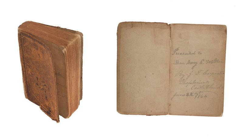 Mary Walker's Bible