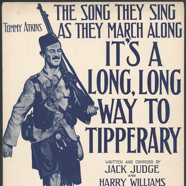 Long Way to Tipperary Sheet Music