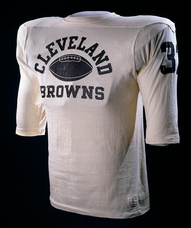 Football jersey, Cleveland Browns