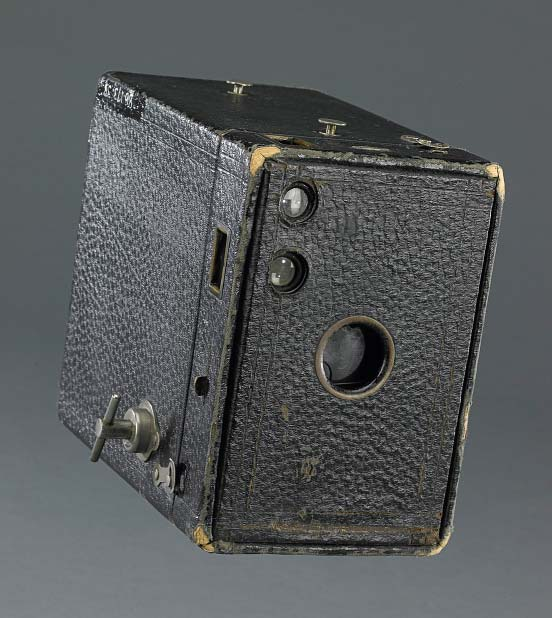 Early Kodak camera