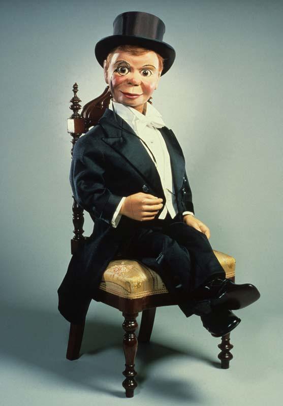 Charlie McCarthy dummy