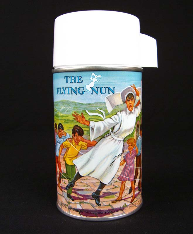 Thermos featuring the television show 'The Flying Nun'