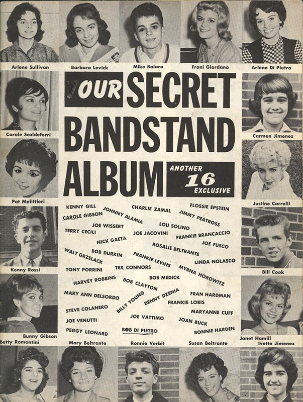 Cover, Our Secret Bandstand Album