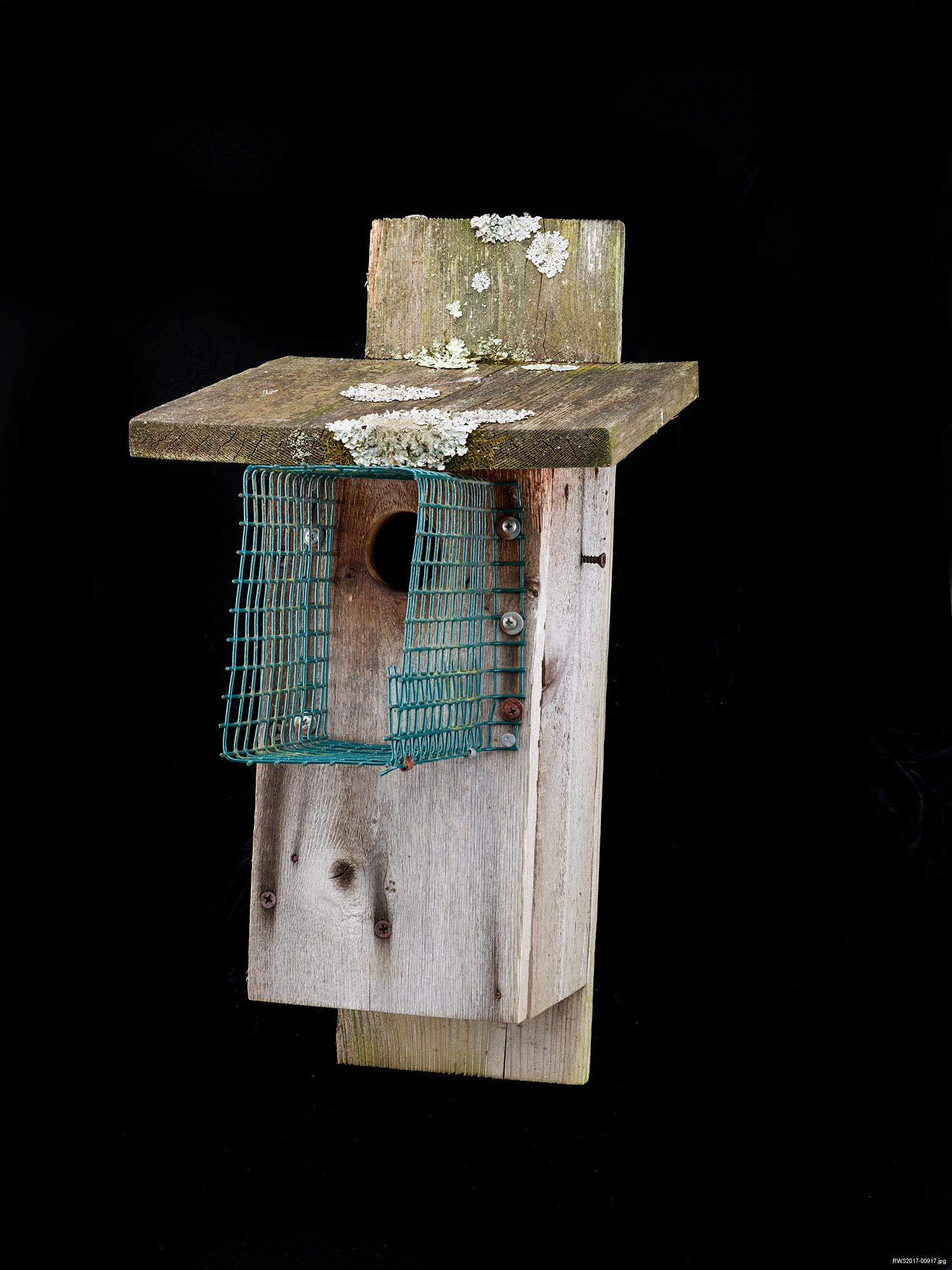 Virginia Bluebird Society Nest Box, early 2000s