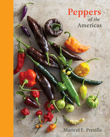 Peppers of the Americas book cover