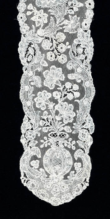 Intricate lace