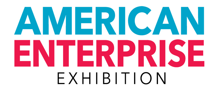 American Enterprise exhibition logo