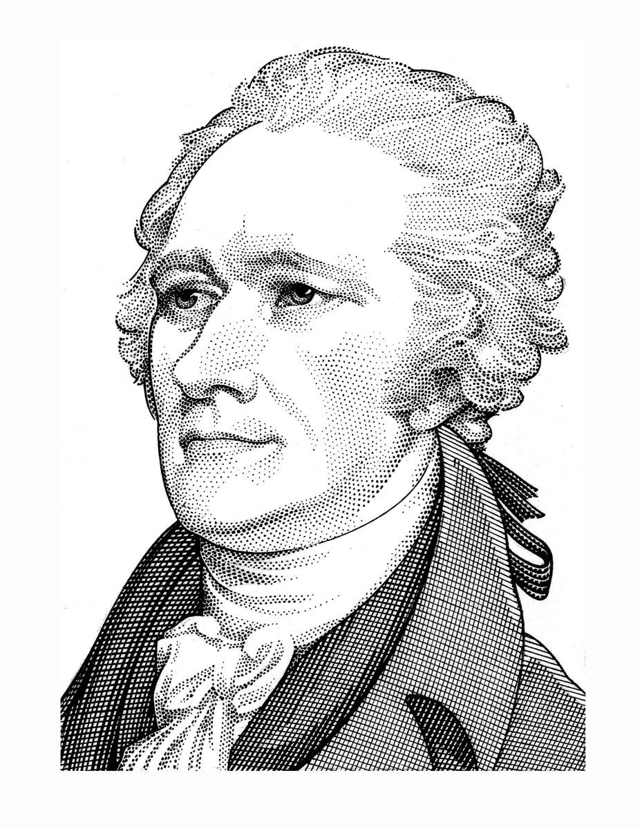 Sketch of Alexander Hamilton