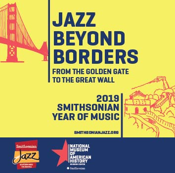 Smithsonian Jazz Masterworks Orchestra World Tour 2019
