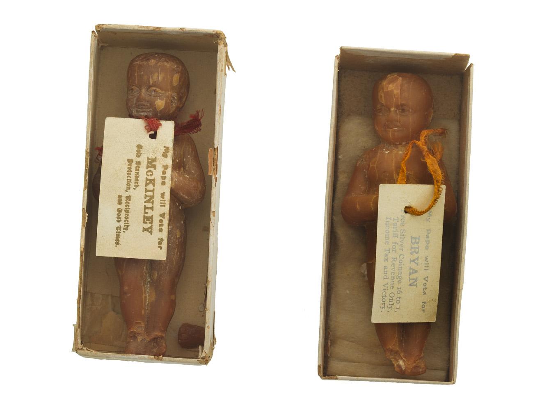 Campaign soap babies