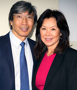 Patrick Soon-Shiong, MD, FACS, founder & CEO, NantWorks and Michele B. Chan, president, NantStudio; excerpted from an interview with the National Museum of American History, June 29, 2016.