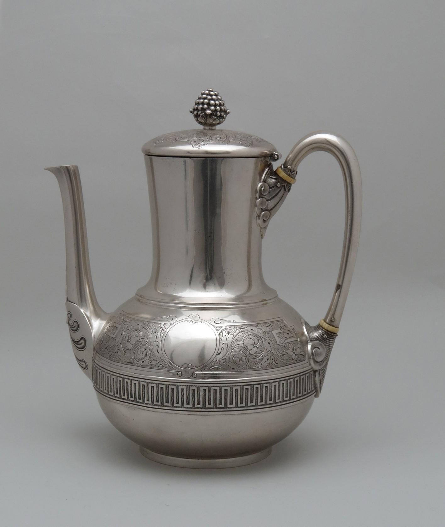 Tiffany Coffeepot