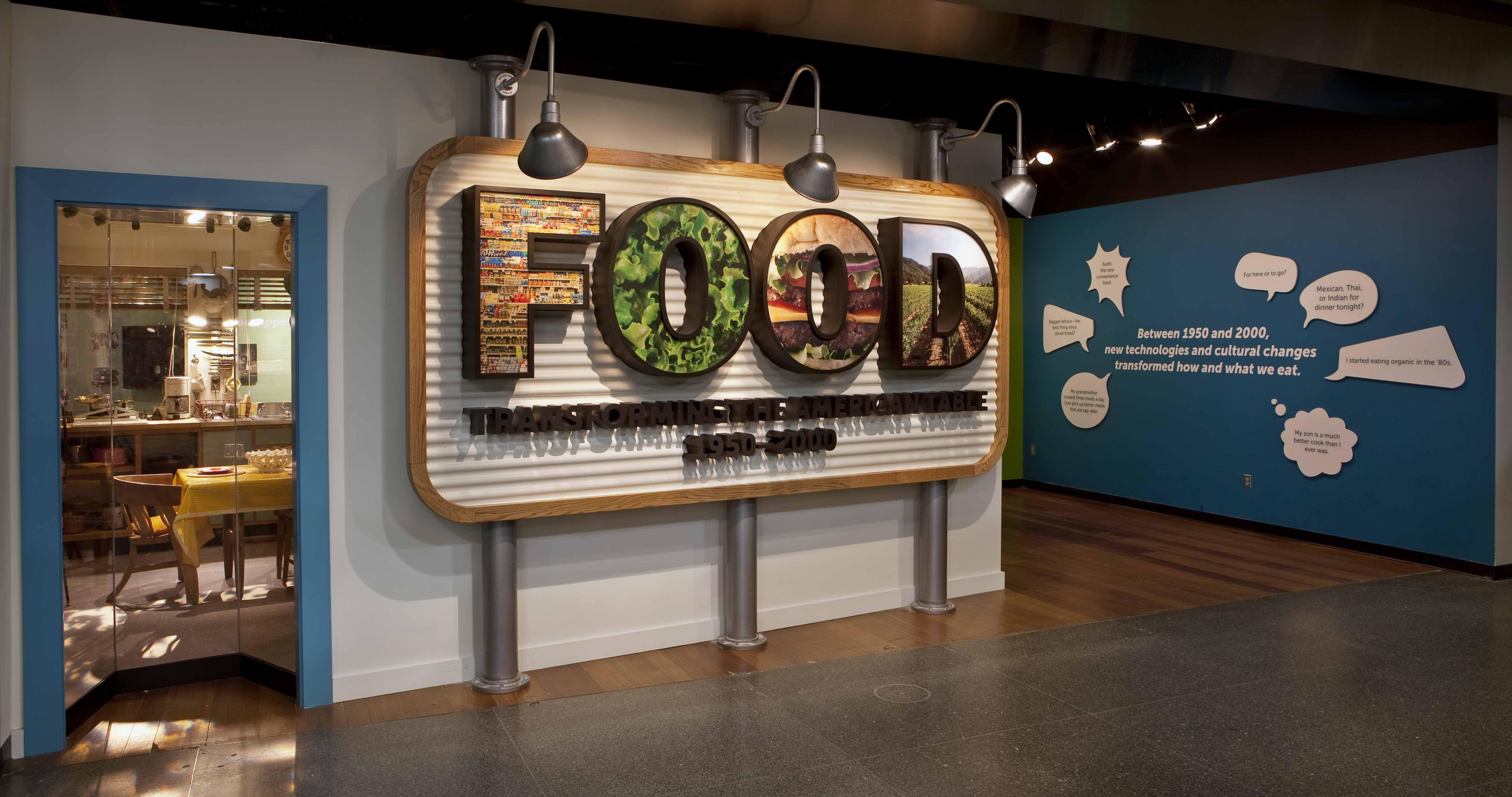 National museum of american history satisfies food history for American cuisine history