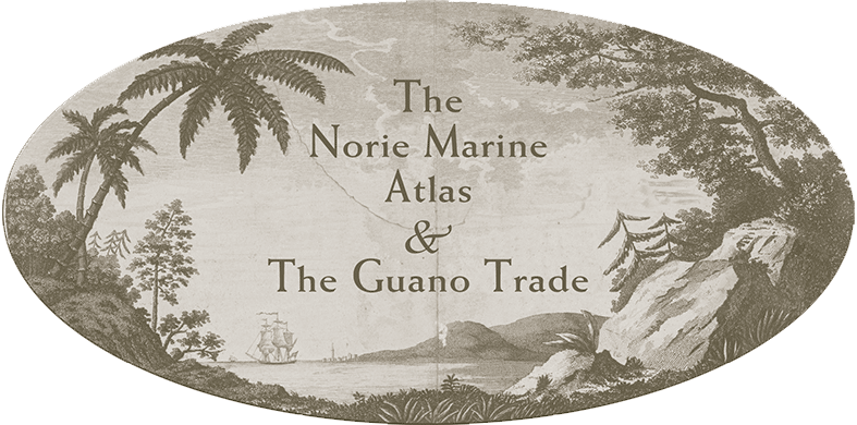 The Norie Marine Atlas and the Guano Trade