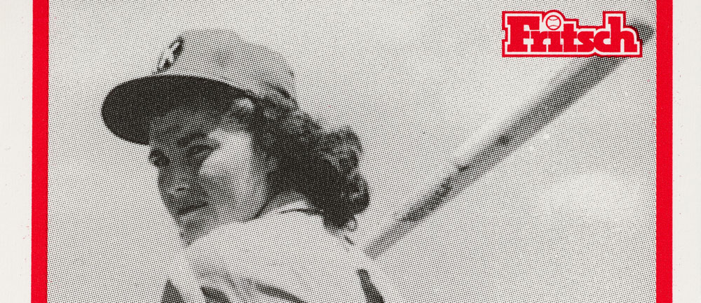 Marge Villa baseball card for the AAGPBL's Kenosha Comets