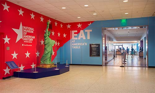 Food, Stores & Audio Tours | National Museum of American History