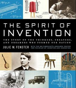 Book Cover: The Spirit of Invention