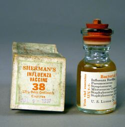 Shermans-Influenza-vaccine
