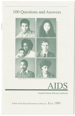 AIDS Pamphlet