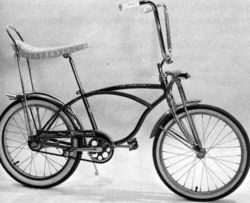 Schwinn Bicycle, 1965