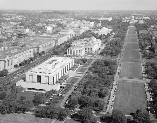 National Mall 1965
